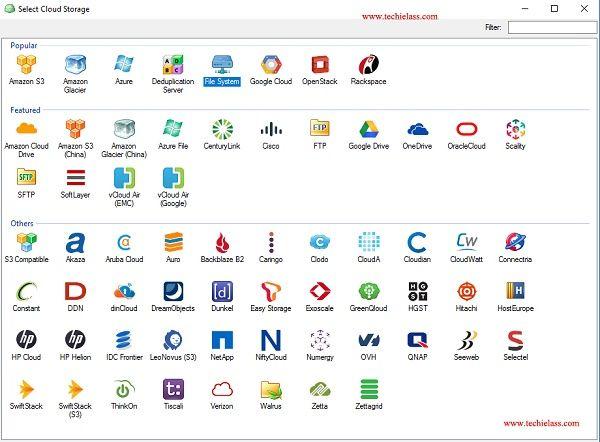 cloudproviders